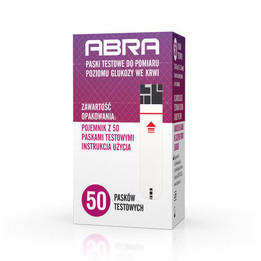 ABRA - Paski Testowe