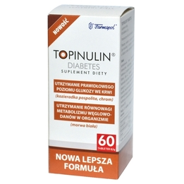 Topinulin Diabetes