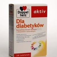 Doppelherz Aktiv - Dla Diabetyków