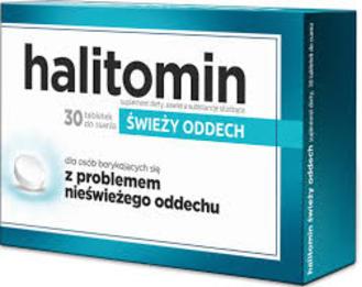 Halitomin - Świeży Oddech