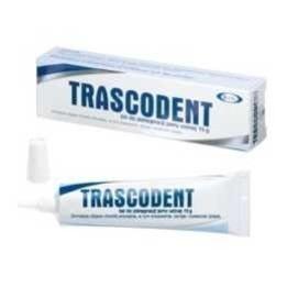 TRASCODENT - Żel do pielęgnacji jamy ustnej