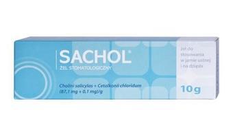 SACHOL - Żel