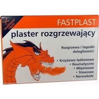 Fastplast - Plaster Rozgrzewający