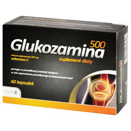 Glukozamina 500