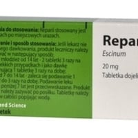 Reparil tabletki