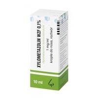 Xylometazolin WZF 0,1%