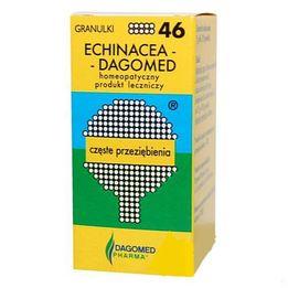 Echinacea Dagomed 46 Częste przeziębienia