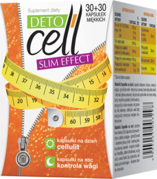 DETOcell Slim Effect