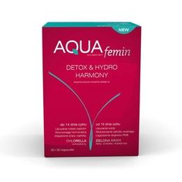 AquaFemin Detox & Hydro Harmony