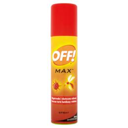 Off! Max - Przeciw Komarom, Kleszczom i Muchom