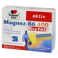 Doppelherz Aktiv - Magnez-B6 Ultra FAST