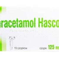 Paracetamol (Hasco) - Czopki