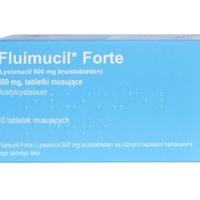 Fluimucil Forte