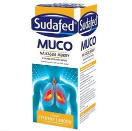 Sudafed Muco na kaszel mokry