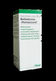 Heel Belladonna-Homaccord