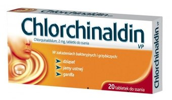 Chlorchinaldin VP