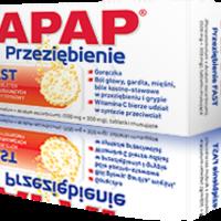 Apap ból i gorączka C plus (Apap Przeziębienie Fast)