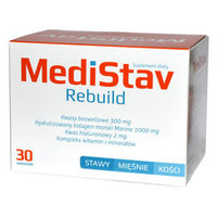 MediStav Rebuild