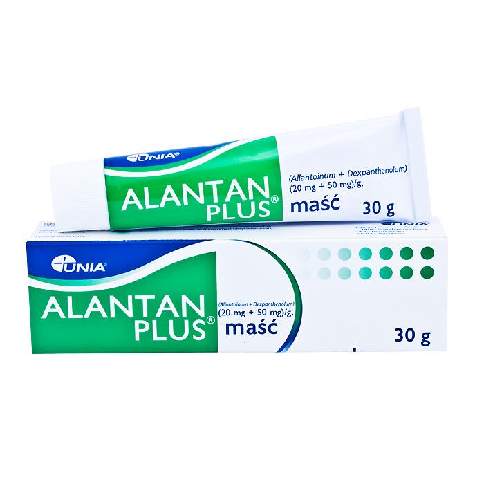 Alantan Plus Opinie Ulotka Cena Skład