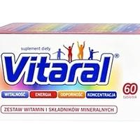 Vitaral - Witaminy I Minerały