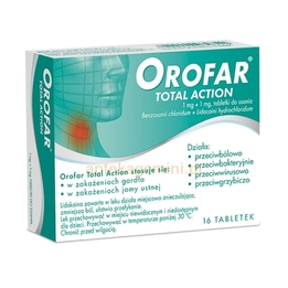 Orofar Total Action