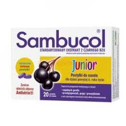 Sambucol Junior