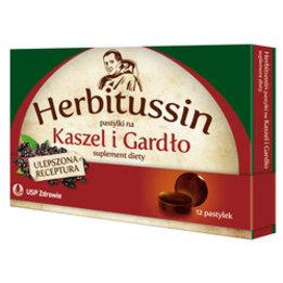 Herbitussin Kaszel i Gardło
