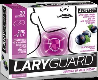 Laryguard Tabletki do ssania