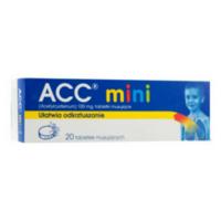 ACC mini tabletki