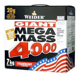 Weider Mega Mass 4000