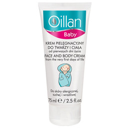 Oillan Baby krem
