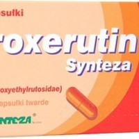 Troxerutin kapsułki
