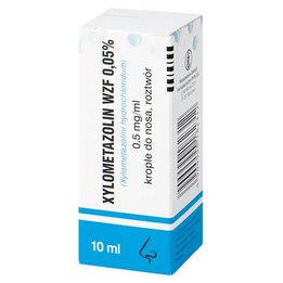 Xylometazolin 0,05%
