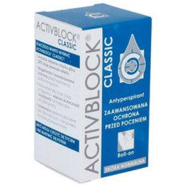 Activblock Classic antyperspirant do skóry normalnej