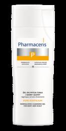 Żel do mycia ciała i skóry głowy Pharmaceris P Puri-Ichtilium