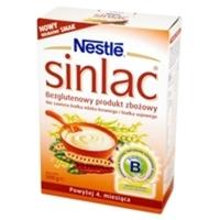 Nestle Sinlac odżywka zbożowa