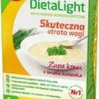 Dieta Light Zupa krem o smaku kurczaka