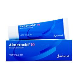 Akneroxid 10 żel