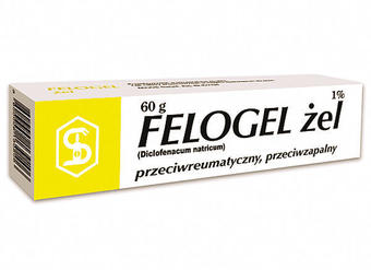 Felogel (Feloran) 1%