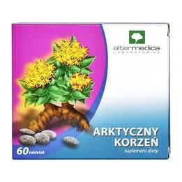Arktyczny Korzeń tabletki