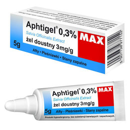 Aphtigel Max