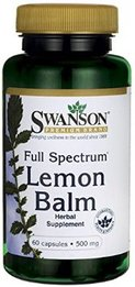Full Spectrum Lemon Balm