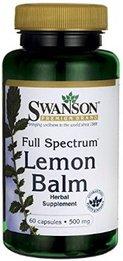 Full Spectrum Lemon Balm