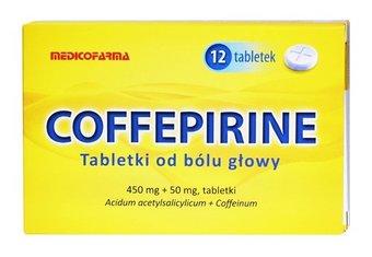 Coffepirine Tabletki od bólu głowy