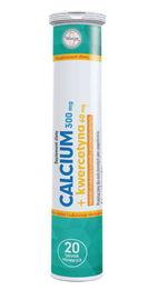 Calcium 300mg + Kwercetyna
