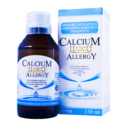 Calcium Hasco Allergy