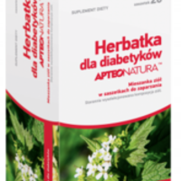 Apteo Natura Herbatka dla diabetyków