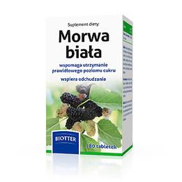 Morwa Biała Biotter