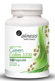 Aliness Green Coffee