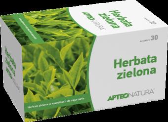 Zielona Herbata Apteo Natura